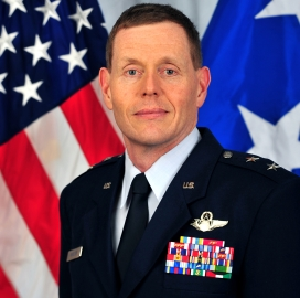 Maj. Gen. Robert Wheeler