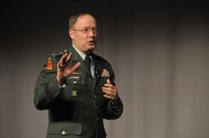 Gen. Keith Alexander, U.S. Cyber Command