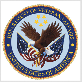 Veterans Affairs Department logo