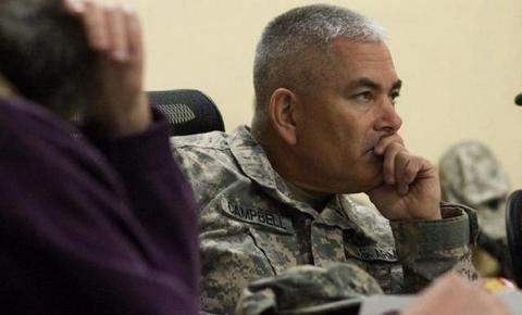 U.S. Army photo of John Campbell