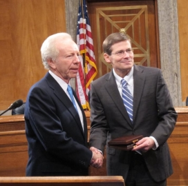 Michael Morell (pictured right)