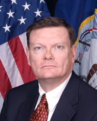 Terry Halvorsen, CIO at the Navy. (CIO.gov)