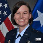 Maj. Gen. Sarah Zabel