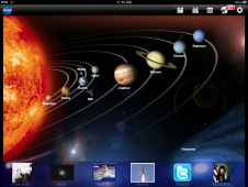 Screenshot, NASA.gov