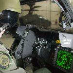 Helicopter-Radar