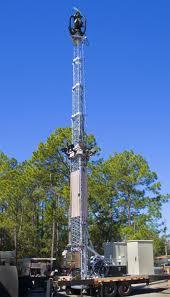 An SBINet tower