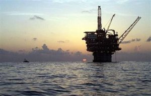 Offshore drilling AFP