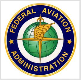 Federal aviation logo
