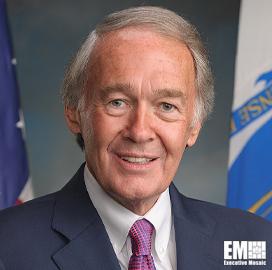 Sen. Edward Markey, D-Mass