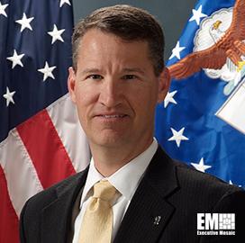 Bill Marion, former USAF Deputy Chief Information Officer