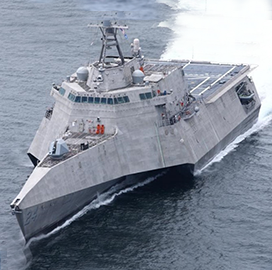 USS Oakland (LCS 24)