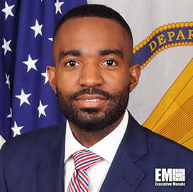 Dovarius Peoples on USACE's Data Mgmt, AI Training Efforts
