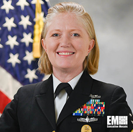 Laura Nunley Named DIA's New Command Senior Enlisted Leader