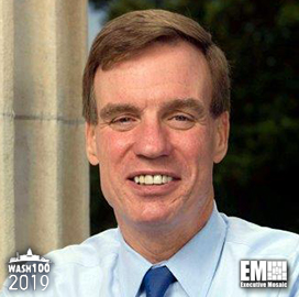 Senate Committee OKs Intelligence Authorization Act for Fiscal 2021; Sen. Mark Warner Quoted