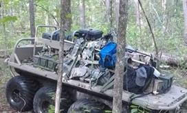 Army Robotic Mule