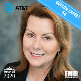 GovCon Expert Jill Singer Becomes AT&T's VP of Defense & National Security, AT&T Public Sector & FirstNet