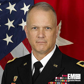 Potomac Officers Club Announces Army Brig. Gen. Rob Collins for Weaponizing Data Across the Digital Battlefield Virtual Event on Aug. 11th