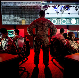Air Force Looks to Modify Approach to Cyber, Network Defense Training