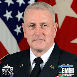 Gen. John Murray on Further Dev't, Testing of Army's Integrated Tactical Network