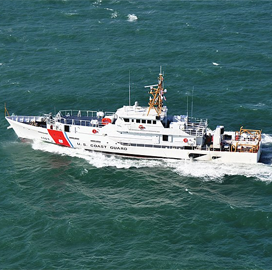 Coast Guard Eyes Updates to Island-Class Fast Response Cutters
