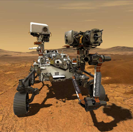 NASA On Track With Mars 2020 Launch