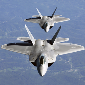 Air Force Looks to Modify F-22 Trainer Aircraft for Combat Missions