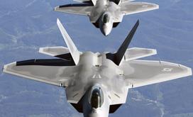 F-22 Aircraft