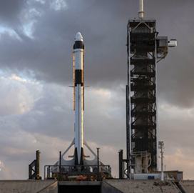 Walter Lauderdale: Space Force Allows SpaceX to Perform Booster Recovery in Second GPS Launch