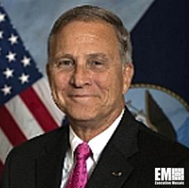 Gregory Slavonic Named Acting Undersecretary of the U.S. Navy