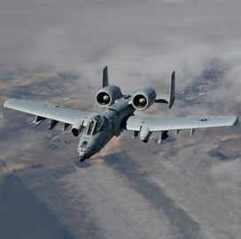 USAF to Hold Virtual Industry Event for Aircraft Control System Redesign Effort
