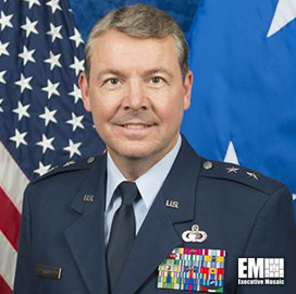 Maj. Gen. Jeffrey Kruse Assigned to Advise DNI on Military Affairs