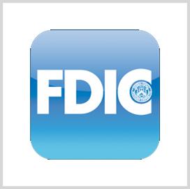 Bob De Luca Appointed FDIC Deputy CIO