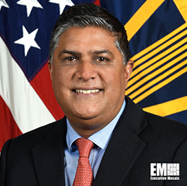 JAIC Director Nand Mulchandani: DoD Continues Performance in AI Competition
