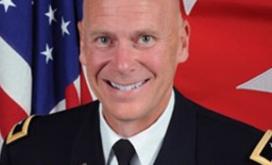Maj. Gen. Morrison