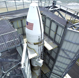 Northrop's Minotaur Rocket to Carry NRO Satellite Mission for Space Force