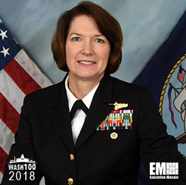 Vice Adm. Nancy Norton Issues Letter on DISA's Cloud, Cybersecurity Priorities Through FY 2022