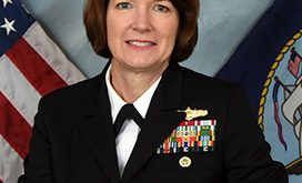 Vice Adm. Nancy Norton