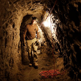 Army Creates Software Suite to Test Robotic Platforms for Subterranean Operations