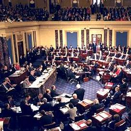 Senate's COVID-19 Relief Bill Earmarks $53M for CISA
