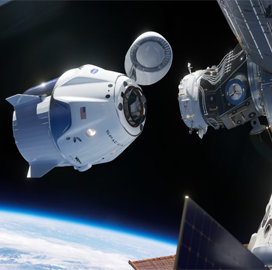 NASA Unveils Crew for Second Operational Crew Dragon Mission