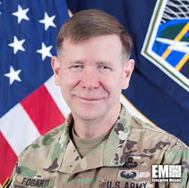 Lt. Gen. Stephen Fogarty Unveils Army Cyber Command's Three-Phase Plan for Information Warfare