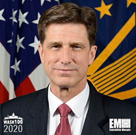 Dana Deasy on DoD's Plans for Cloud-Based CVR Collaboration Tool, Telework