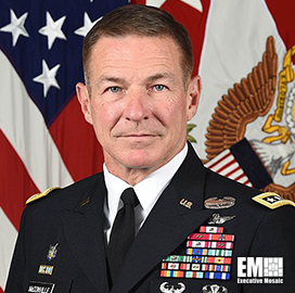 Gen. James McConville: Army Building Software Factory to Advance AI, Machine Learning Capabilities