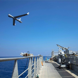 NOAA, Navy Partner to Expand Unmanned Maritime Tech R&D Efforts; Rear. Adm.John Okon Quoted