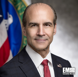 DOE, DOD Ink Space Cooperation Agreement; Mark Menezes Quoted