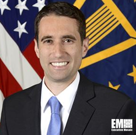 Stephen Kitay to Step Down as DoD Space Policy Head
