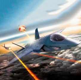 DoD Eyes Open Architecture Framework for Directed Energy Weapon Systems