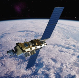 Space Force Seeks $131M to Continue Weather Imaging Satellite Effort; Col. Russell Teehan Quoted