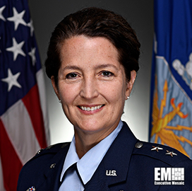 Lt. Gen. Nina Armagno Appointed HQ Staff Director of Space Force