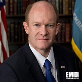 US Senators Introduce Bill to Allot $80B to Bolster National Innovation; Sen. Chris Coons Quoted